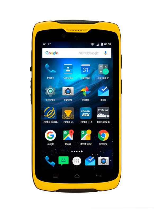 Trimble TDC100, 4G (Android)